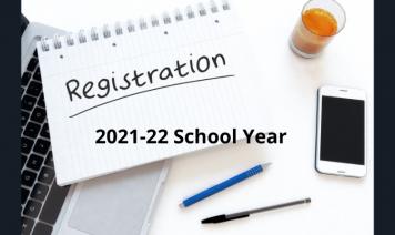 registration 2021-22 school year