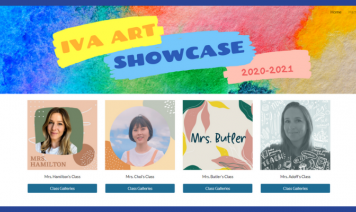 IVA Art Showcase 2020-21
